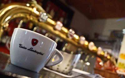 Dokonalá chuť exkluzivní kávy – Lamborghini