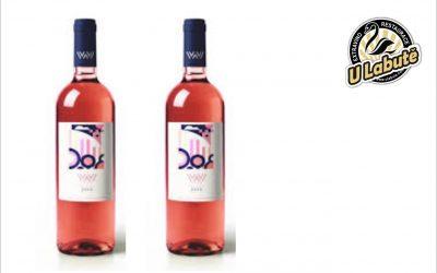 Mladé rosé 2020, Waldberg, polosladké, O,75 l