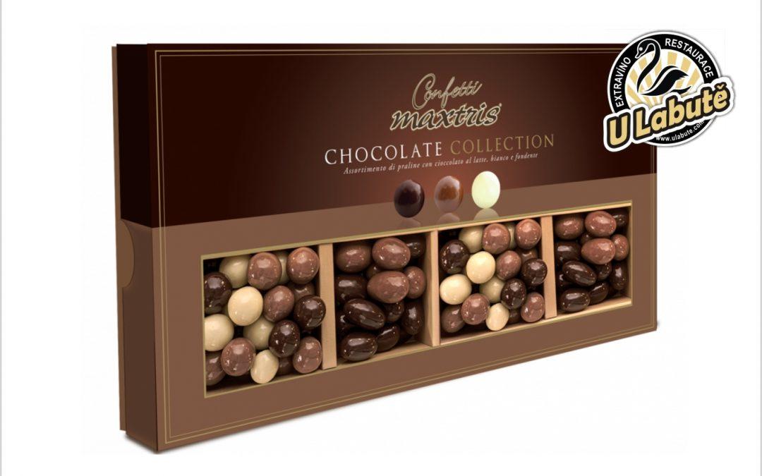 Pralinky Chocolate Collection 800g