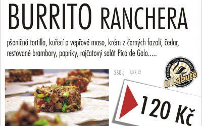 Burrito Ranchera